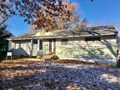 Single Family Home For Sale: 8508 Eastern Avenue