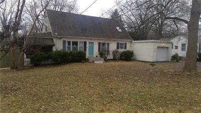 Kansas City Single Family Home For Sale: 711 E 109 Street