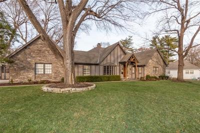 Leawood Single Family Home For Sale: 3404 W 93rd Street