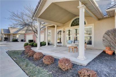 Leawood Patio For Sale: 5424 W 145th Terrace