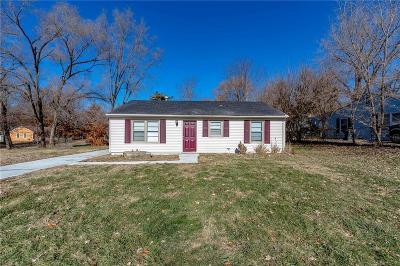Kansas City Single Family Home For Sale: 6120 Corona Avenue