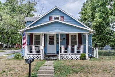 Excelsior Springs MO Single Family Home For Sale: $92,000