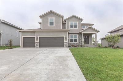 Shawnee KS Single Family Home For Sale: $433,000