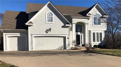 Lee's Summit MO Single Family Home For Sale: $340,000