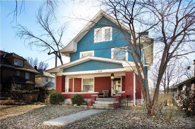 Kansas City Single Family Home For Sale: 3319 Windsor Avenue