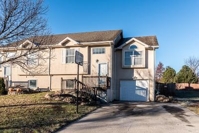 Leavenworth County Condo/Townhouse For Sale: 502 Northstar Court