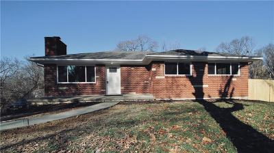 Single Family Home For Sale: 6508 Sears Drive