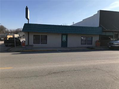 Knob Noster Commercial For Sale: 120 N State Street