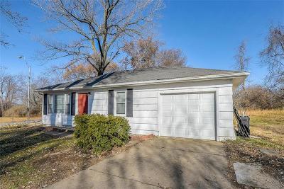 Kansas City Single Family Home For Sale: 7200 E 92nd Street