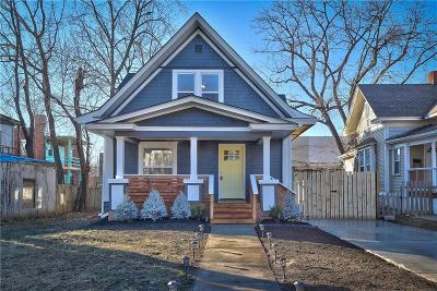Single Family Home For Sale: 4534 Forest Avenue