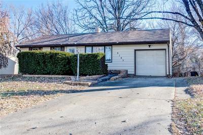 Raytown Single Family Home For Sale: 9105 E 72nd Terrace