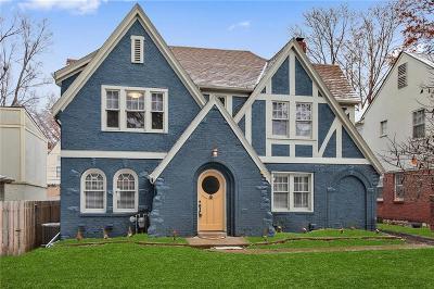 Kansas City MO Single Family Home For Sale: $299,000