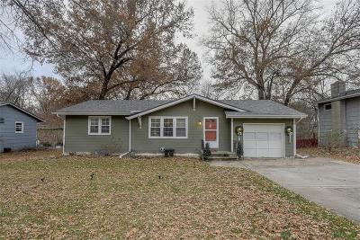 Single Family Home For Sale: 520 Belmont Street