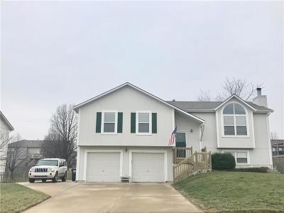Gardner KS Single Family Home For Sale: $200,000