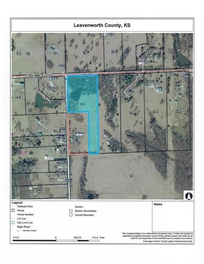 Leavenworth County Residential Lots & Land Auction: 00000 183rd Street