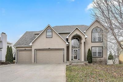 Lee's Summit MO Single Family Home For Sale: $407,000