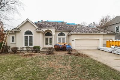 Lenexa Single Family Home For Sale: 9524 Cailler Drive