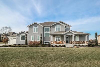 Kansas City KS Single Family Home For Sale: $534,000