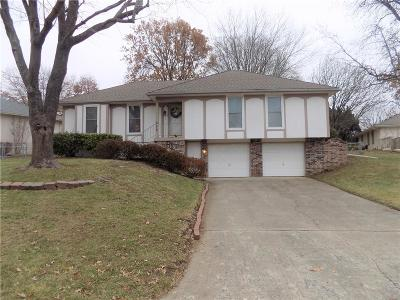 Lee's Summit MO Single Family Home For Sale: $159,500
