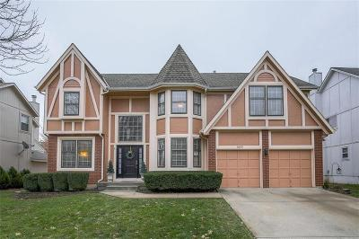 Overland Park Single Family Home Show For Backups: 11509 W 117th Terrace