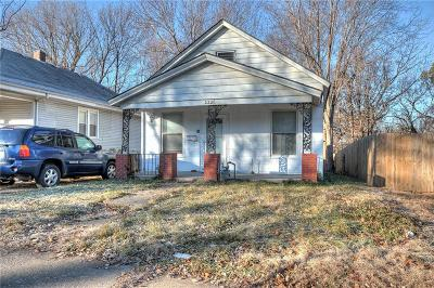 Kansas City MO Single Family Home For Sale: $38,000