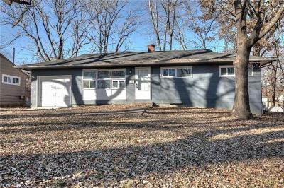 Kansas City MO Single Family Home For Sale: $71,000