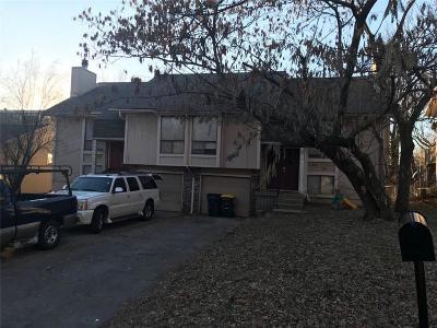Lenexa Multi Family Home For Sale: 7600 Monrovia Street