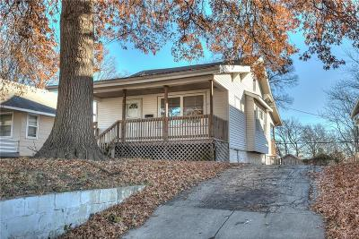 Kansas City MO Single Family Home For Sale: $40,000