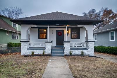 Single Family Home For Sale: 836 E 72nd Street