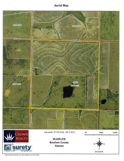 Bourbon County Residential Lots & Land For Sale: 500 & Malpe Road