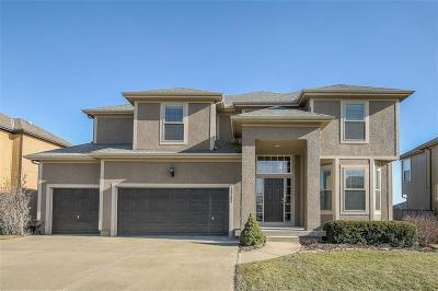 Olathe Single Family Home For Sale: 12157 S Roundtree Street