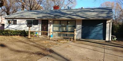 Kansas City Single Family Home For Sale: 10813 Newton Avenue