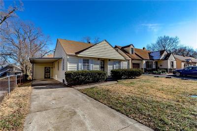 Kansas City Single Family Home For Sale: 7105 South Benton Avenue