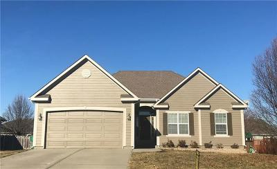 Gardner KS Single Family Home For Sale: $229,950