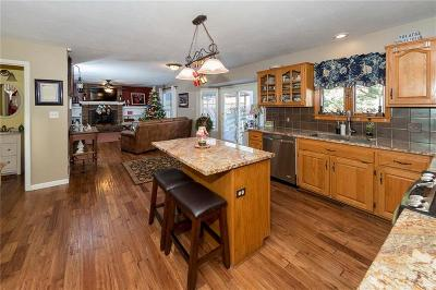 Lansing Single Family Home For Sale: 200 Cottonwood Drive