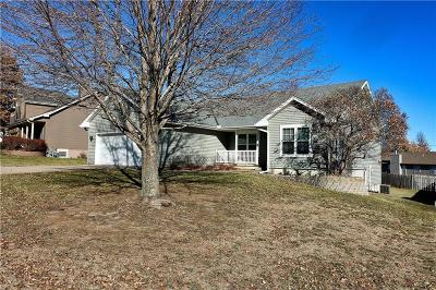 Excelsior Springs Single Family Home For Sale: 1707 Aspen Lane