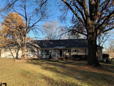 Leawood KS Single Family Home For Sale: $360,000