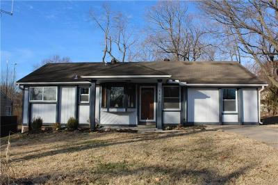 Kansas City MO Single Family Home For Sale: $127,500