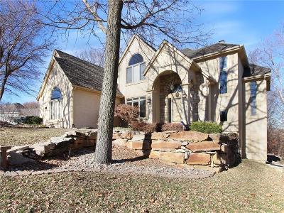 Parkville MO Single Family Home For Sale: $449,999
