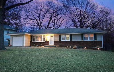 Leavenworth County Single Family Home For Sale: 2223 Girard Avenue
