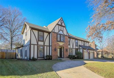 Overland Park Single Family Home For Sale: 8664 W 102nd Terrace