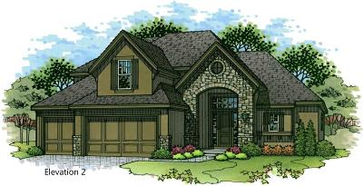 Overland Park Single Family Home For Sale: 15709 Alhambra Street