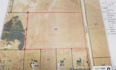 Leavenworth County Residential Lots & Land For Sale: 0000 158th Street