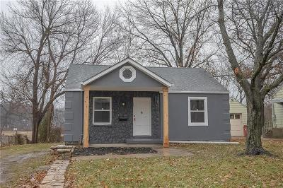 Cass County, Clay County, Platte County, Jackson County, Wyandotte County, Johnson-KS County, Leavenworth County Single Family Home For Sale: 2929 S Norwood Avenue