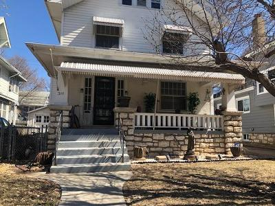 Kansas City Single Family Home For Sale: 3111 Coleman Road