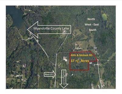 Wyandotte County Residential Lots & Land For Sale: McGurk Street