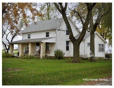 Pomona Single Family Home For Sale: 4762 Florida Terrace