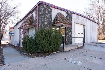 Leavenworth Commercial For Sale: 501 Olive Street