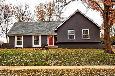 Leawood Single Family Home For Sale: 2601 W 121 Street