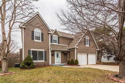 Overland Park Single Family Home For Sale: 12430 Slater Street